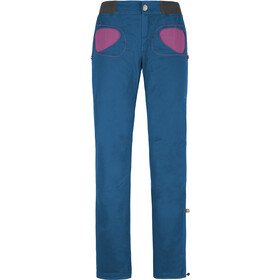 E9 Onda Story Trousers Women cobalt blue